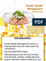 Wealth Management Business Plan