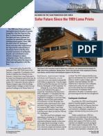 Progress toward a safer future after Loma Prieta