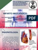 Infarto al miocardio por fin..pptx