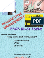 Perspective Management
