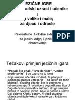 JEZIČNE IGRE.ppt