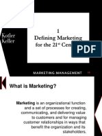 Chap1 - Defining Marketing for the 21st Century (3)