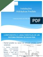 aula 2 - sistema Água Fria parte 2.pdf