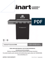 Cuisinart Bbq Assembly Manual