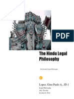 Hindu Legal Philo_Written Report PDF