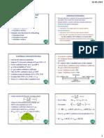 2 Interval Estimation