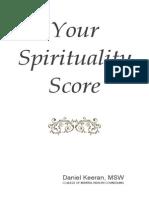 Your Spirituality Score