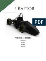 Paddle SPaddle Shifterhifter