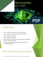 MICROPROCESADORES RISC Y CISC.pptx