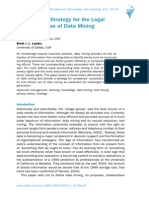 Data Mining Nd Ethics