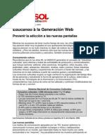 Nota_EL_SOL_Educando_a_la_Generación_Web