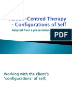 D Person-Centred Therapy – Configurations of Self