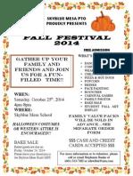 Fall Fam Fest 2014