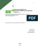Trabalho eletronica  -  CAPACITORES - TIPOS  IDENTIFICAÇÃO E APLICAÇÕES.pdf