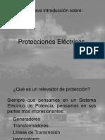 Plática Protección de generadores Parte 1 (Introducción).pps