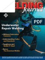 AWS Welding Journal February 2015 | Occupational Safety And