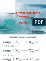 Lecture 5.2 - Periodic Properties 2