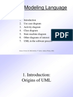 Fowler Unified Modeling Language