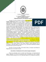 SALA CONSTITUCIONAL Sentencia N° 7 01 de Febrero 2000 Jose Amado Mejías.docx