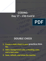 2015 - s1 - op - week 10 coding day 17 page layout