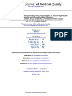American Journal of Medical Quality 2013 Kargul 25 32