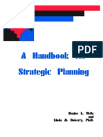 A Handbook for Strategic Planning