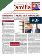 EL AMIGO DE LA FAMILIA domingo 19 octubre 2014.