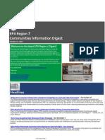 EPA Region 7 Communities Information Digest - Oct 14, 2014