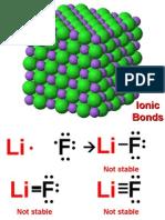 Lecture 5.7 - Chemical Bonding 5- Ionic Bonding