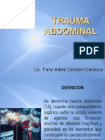 Trauma-Abdominal-Cerrado.ppt
