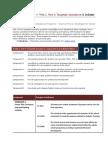 Title I Targeted Assistance Plan Integration Instructions for OSSS Handbook