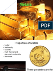 Lecture 7.0 - Metals