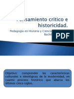 Pensamiento critico e historicidad.pptx