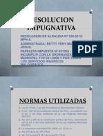 RESOLUCION IMPUGNATIVA.pptx