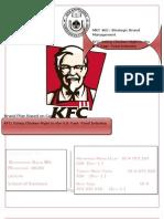 Kfc Brand Plan