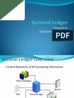 r12 General Ledger Overview