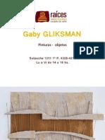 Catálogo Virtual - Gaby Gliksman