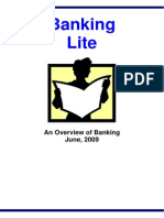 Overview of Banking