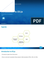 Dreamforce 2014 - Introduction to D3.js
