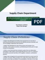 Supply Chain - Shawqi