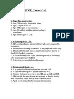 Biochemistry CVS