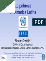 cepal 2007 pobreza AL simone cecchini.pdf