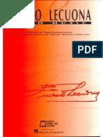 Ernesto Lecuona - Piano Solos.pdf