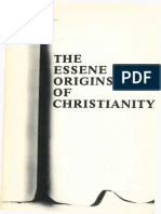 Edmond Bordeaux Szekely - Essene Origins of Christianity