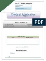 TP 1 electronique diode - SOUAD.pdf