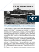 French Flying Boat. The SNCASE SE.200