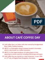 SWOT Analysis Cafe Coffee Day