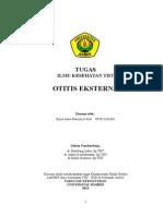 Otitis Eksterna