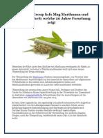 The Koyal Group Info Mag Marihuana und Ihre Gesundheit