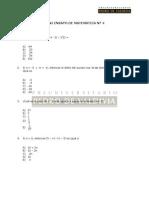 Mini Ensayo Nº 4 Matemática.pdf